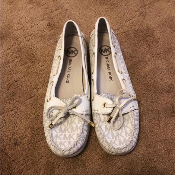 Michael Kors Shoes | Mk Boat Shoes